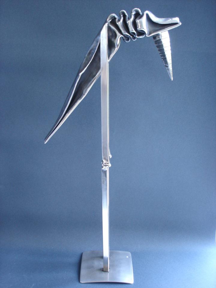 čáp marabu, 80 cm